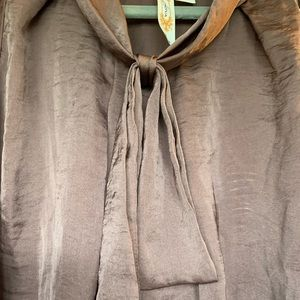 Adiva Front Tie blouse